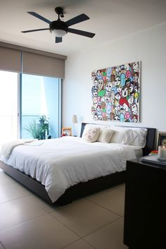 House Tour: Modern & Contemporary in Panama City | Apartment Therapy