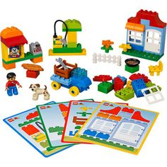 Lego Duplo My First Build (4631)