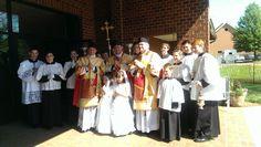 Celebrating First Holy Communion