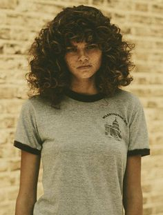 all curls and freckles…. Avely Thomas