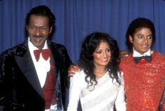 Chuck Berry & MJ