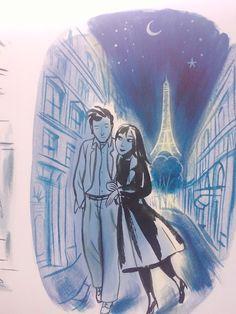 Paris by Dupuy and Berberian