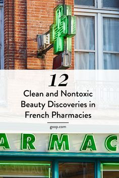 We've discovered many of our favorite beauty essentials in French pharmacies over the years. Of course, as we've cleaned up our beauty routines, our favorites have changed, but our love affair with French beauty remains as passionate as ever. Beauty Routine Checklist, Daily Beauty Routine, Skincare Routine, Homemade Beauty Tips, Best Beauty Tips, Beauty Tricks, French Pharmacy, Makeup Blender, Acne Face Wash