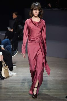 Maiyet Fall 2015 Ready-to-Wear Fashion Show - Look 24,Alix Angieli