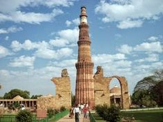 Qutab Minar is usually a soaring, 73m high structure built throughout 1193 by Qutab-ud-din Aibak after the eliminate of Delhi's previous Hinduism empire.