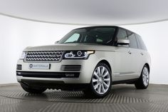 Used Land Rover Range Rover SDV8 VOGUE SE (AUTOBIOGRAPHY SPEC) Gold for sale Essex SG13KUV | Saxton 4x4
