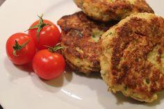 Mat for sjelen...: Saftige smakfulle Fiskekaker med Ost...