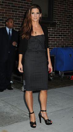 Sandra Bullock...love her