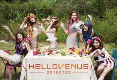 Hello Venus I'm Ill Album 1