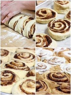 Texas-sized Cinnamon Buns