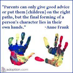 Adoptive Parenting, Children