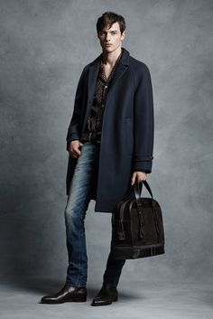 Michael Kors Fall 2015 Menswear - Collection - Gallery - Style.com