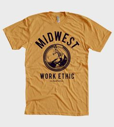 Men's Midwest T-Shirt | Represent that great people of the even greater Midwest with t... | T-Shirts