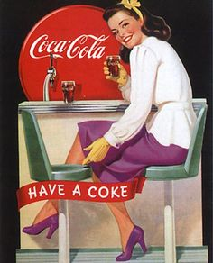 #advert #coke Is have a coke better than have a beer?