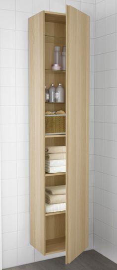 Een originele en moderne badkamer. Kast voor wastafel GODMORGON ...