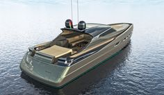 The new I.C. YACHT 55' HT designed by Federico Fiorentino