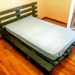 13 Ideas about Pallet Bed Frames