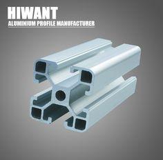 Factory Price Discount Aluminium T Slot / V Slot Good China, Extruded Aluminum, Industrial, Profile, Slot, User Profile, Industrial Music