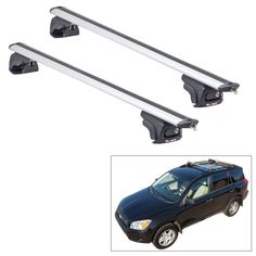 """ROLA RBU Series Roof Rack w/Removable Mount - Bar Length 47-1/4"""" (1200mm)"""
