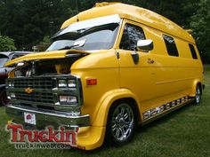Van Clubs of the 70s | Chevy Van