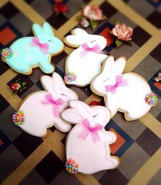 Conejos de pascua ! | Cookie Connection
