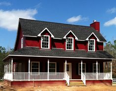 What's well-built, custom made and red all over? A UBH home.