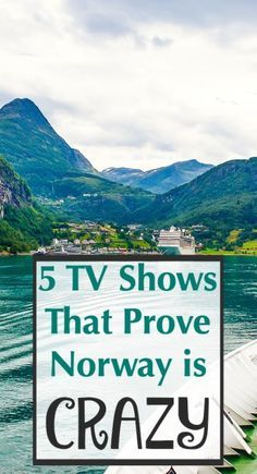 The best way to learn about Norwegian culture? Watch Norway's (bizarre) TV shows!