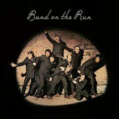 Paul McCartney Band On The Run