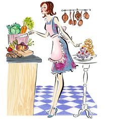 Robyn Neild, Illustrator http://www.pinterest.com/lacarolita/illustrations-fabulous/