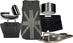 """Union Jack"" by j-annazacharias on Polyvore"