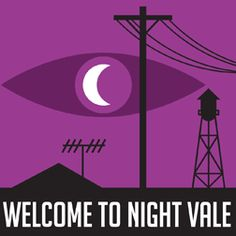 In love with the nightvale radio show ! There have never been more soothing words or a gentler voice..it's like being in a dream sequence..