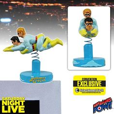 Saturday Night Live Ace and Gary – The Ambiguously Gay Duo Monitor Mate Bobble Heads