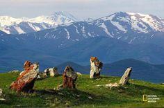 Zorats karer. Armenia #zoratskarer #karahunj