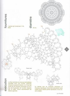 Gypsophile - pattern