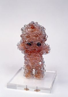 PixCell-Toy-Kewpie by Kohei Nawa - Contemporary Japanese Art Collection by Jean Pigozzi
