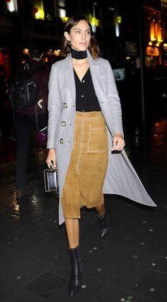 4 façons stylées de porter du daim   4 Stylish Ways to Wear Suede