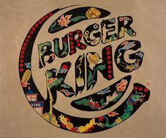 Logotype - Burger King by Son, Dong-hyun