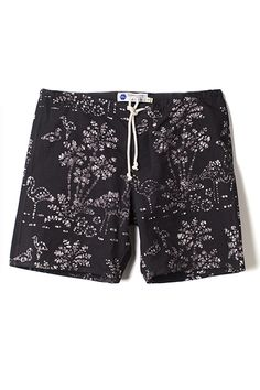 Madras Batik Boardshorts made by Industry of All Nations in Bolivia and India Patterned Shorts, Wearable Art, Boardshorts, Menswear, Mens Fashion, My Style, Swimwear, How To Wear