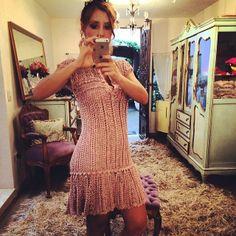 .@Vanessa Samurio Samurio montoro | The of the day #vanessamontoro #handmade #silk | Webstagram