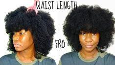 Photo Credit: Naturalchi Natural Hair Regimen, Long Natural Hair, Natural Hair Styles, Long Hair Styles, Beach Wave Hair, Beach Waves, Natural Hair Tutorials, Flat Twist, Hair Type