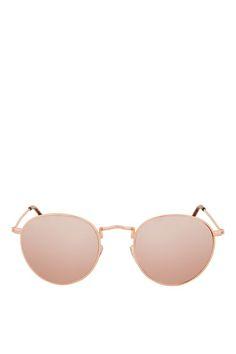 dbc50da1a06e Mirror Flash Flat Lens Sunglasses