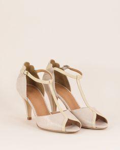 fbf6f7ef169 38 Best *wedding shoes images | Bhs wedding shoes, Bridal shoe ...