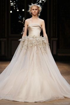 Georges Hobeika Fall 2011 Couture Collection | Wedding Inspirasi