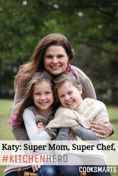 """Katy: """"Reading recipes inspired me to try new things, and through my reading experiences, I learned a lot of ways to pair new flavors and learn techniques.""""   Cook Smarts Hero in the Kitchen via @Cook Smarts #WhatsYourCookingStory"""