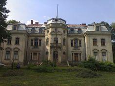 Pałac w Smogorzowie