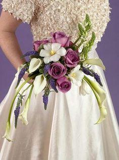 Свадебные букеты из калл