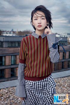 China Entertainment News - Zhou Dongyu