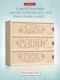 Live-Laugh-Love-box