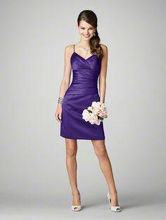 @Kaellyn Marrs Moreno  Alfredo Angelo  Color: Eggplant