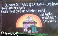 Afrikaans - Ouma en Oupa .... Quotes About Grandchildren, Fathers Day Art, Afrikaanse Quotes, Rhymes Songs, Special Quotes, Faith Hope Love, Good Morning Wishes, Happy Thoughts, Verses
